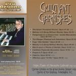 Guilmant Garnishes