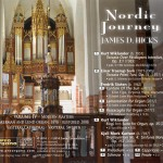 Nordic Journey - Volume IV - Modern Masters - back