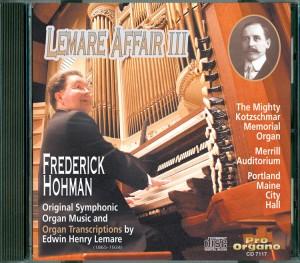 Lemare-Affair-III