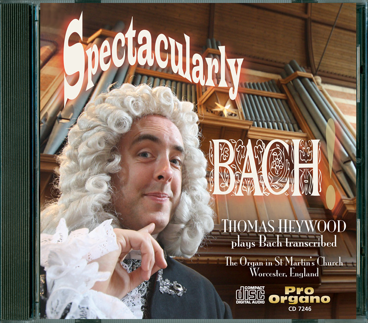 Les pochettes les plus tartes ou rigolotes ! (2) - Page 17 7246-01-Spectacularly-Bach